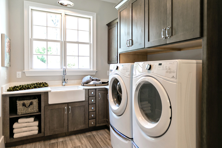 Custom Laundry Room Ideas for 2019