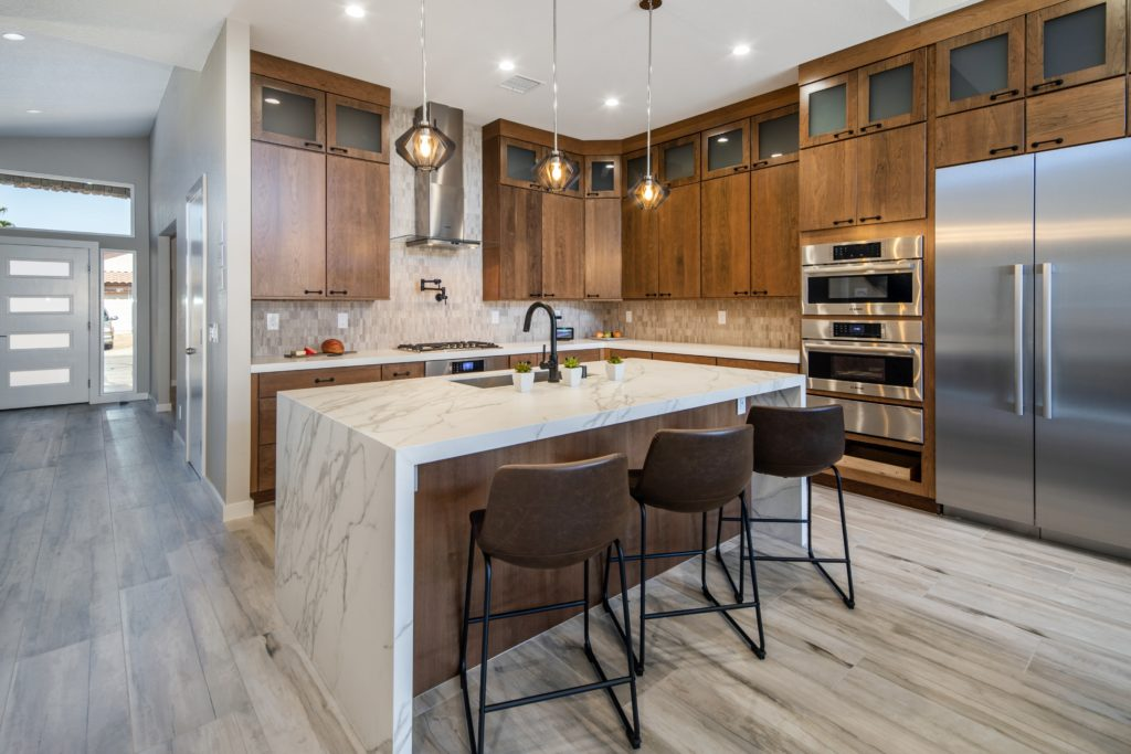 Granite Kitchen Countertops In Las Vegas By Element Cabinet Design