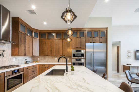 Las Vegas Custom Kitchen Remodeling Contractor