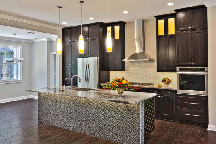 Granite Kitchen Countertops, Types of Edges and Styles of Granite