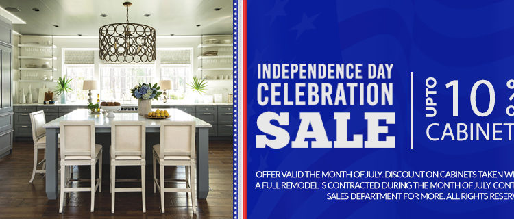 Save 10% on Custom cabinets for your home!