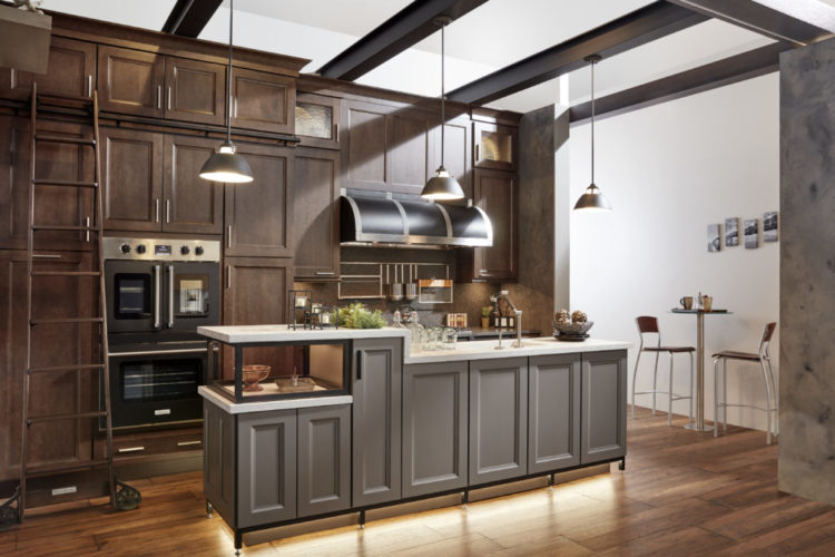 Identifying Your Kitchen Design Style by Wellborn Cabinets