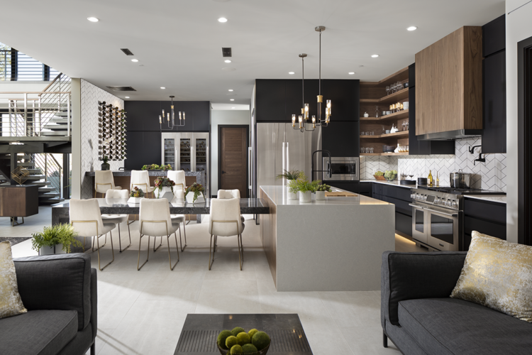 What 2020 interior design ideas are the trendING in Green Valley, NV?