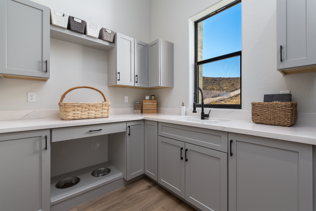 Henderson Laundry Room Renovation Picture