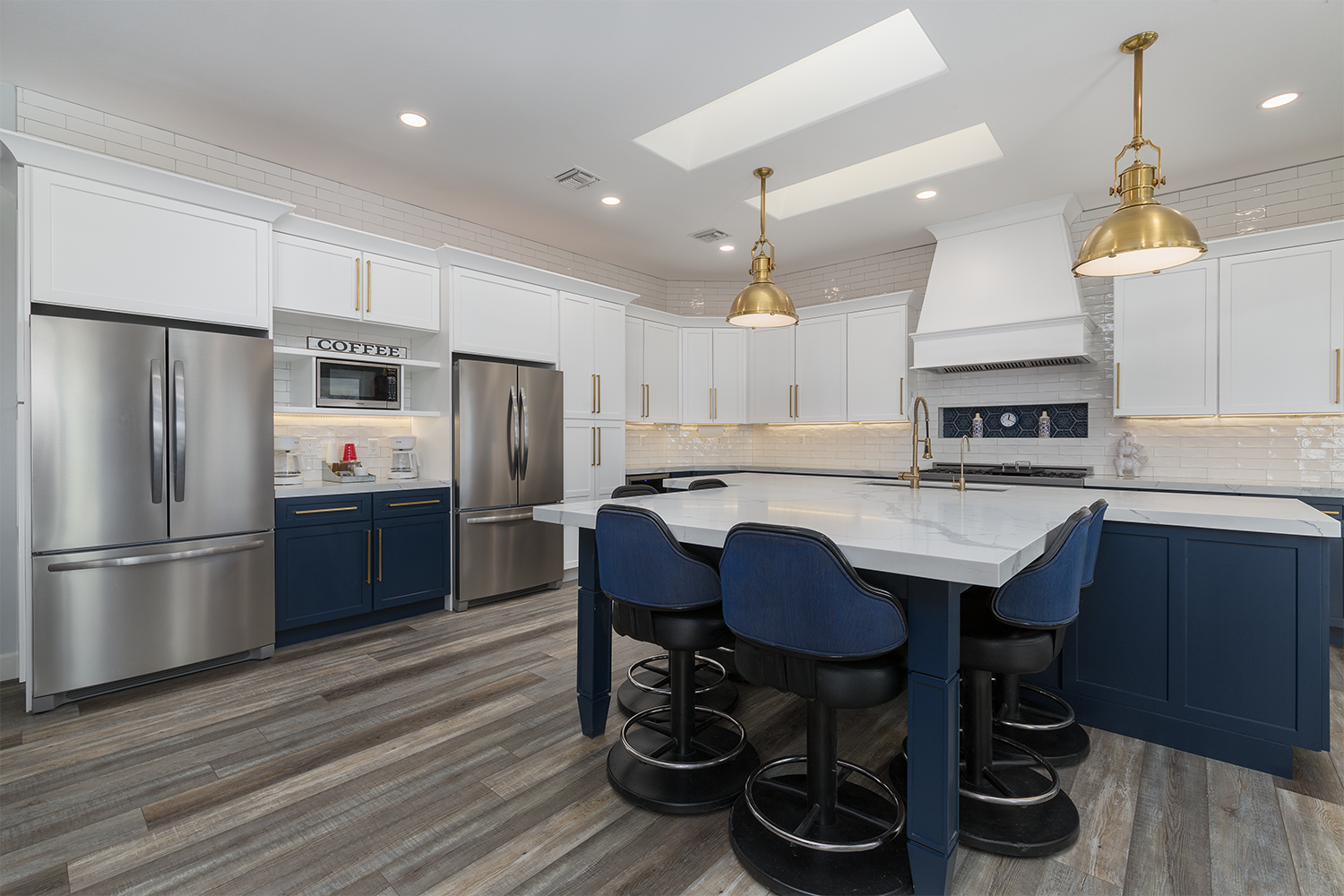 Luxury Custom Kitchen Cabinetry